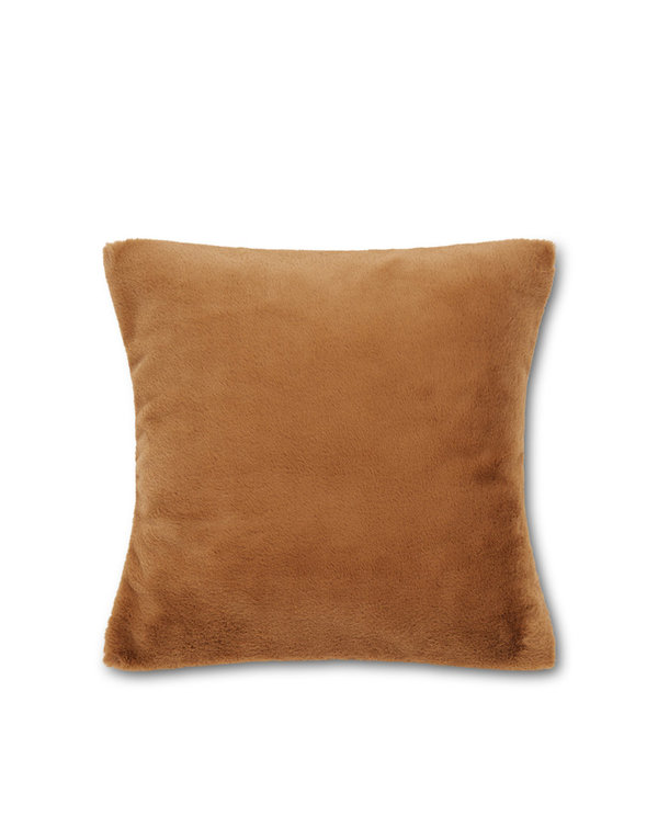 Faux Fur Recycled Polyester/Viscose Pillow Cover 50x50 von Lexington