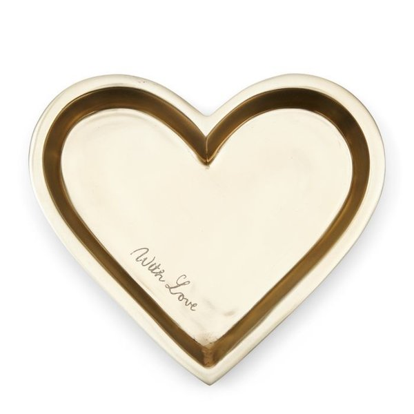 Lovely Heart Mini Serving Tray von Rivièra Maison