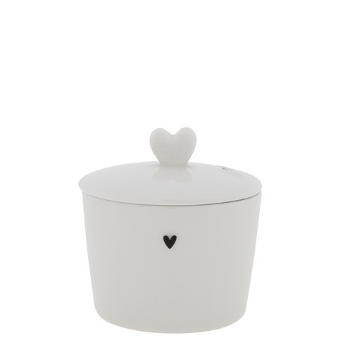 "Zuckerdose ""Sugar Bowl White"" von Bastion Collections"